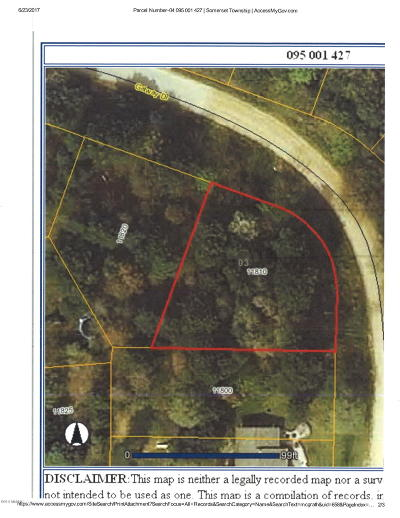 Hillsdale County Residential Lots & Land For Sale: 11810 Galway Drive