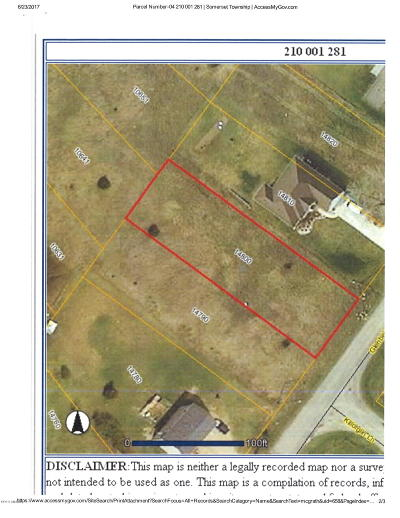 Hillsdale County Residential Lots & Land For Sale: 14800 Glenbeigh Lane
