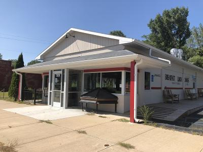Berrien County Commercial For Sale: 325 W Main Street
