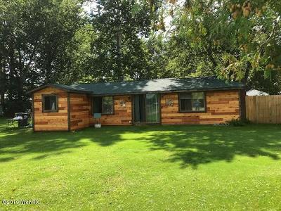 Van Buren County Single Family Home For Sale: 46721 Woodland Drive