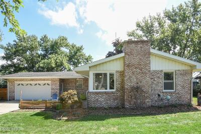 Berrien County Single Family Home For Sale: 5729 Ponderosa Drive