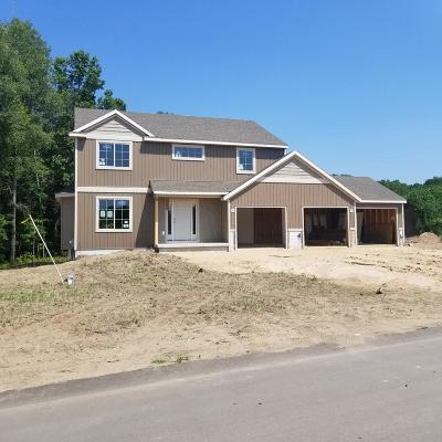 Sparta Single Family Home For Sale: 11681 Ridge Water Dr