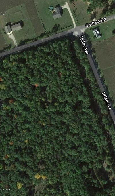Big Rapids Residential Lots & Land For Sale: 185th Avenue