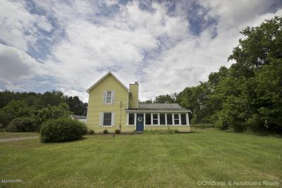 Alto Single Family Home For Sale: 6089 Alaska Avenue SE