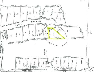 Canadian Lakes Residential Lots & Land For Sale: 9638 Aberdeen Court