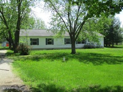 Albion Single Family Home For Sale: 27526 H Drive N