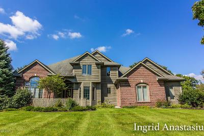 Kent County Single Family Home For Sale: 7919 Ashwood Drive SE
