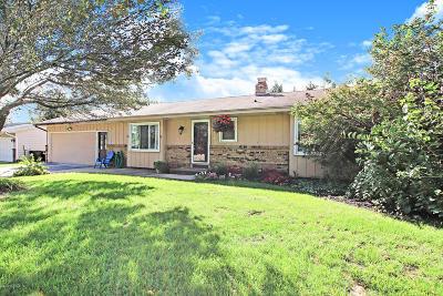 Jenison Single Family Home For Sale: 2370 Olde Farm Drive