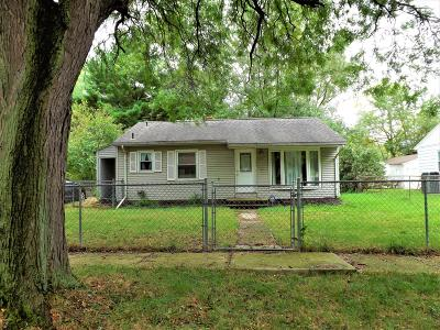 Kalamazoo Single Family Home For Sale: 3058 Brookmont Drive