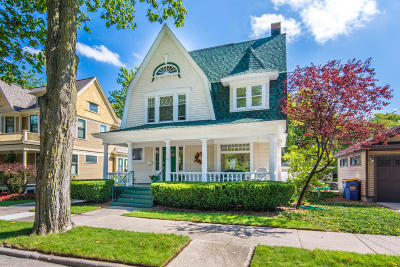 Grand Rapids Single Family Home For Sale: 226 Benjamin Avenue SE
