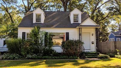 Muskegon Single Family Home For Sale: 1637 Randolph Avenue