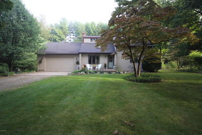 Sturgis Single Family Home For Sale: 26118 Wyndham Road