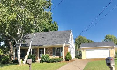 Kentwood Single Family Home For Sale: 5700 Gentian Court SE