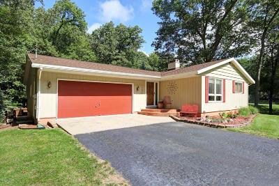 Single Family Home For Sale: 13575 16 Mile Road NE