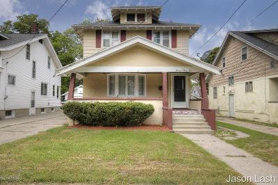 Single Family Home For Sale: 1939 Lafayette Avenue SE