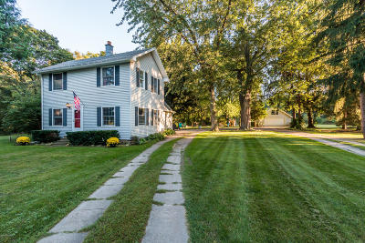 Lawton Single Family Home For Sale: 30493 93rd Avenue