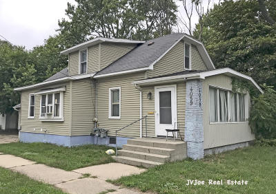 Grand Rapids Single Family Home For Sale: 4059 Division Avenue S