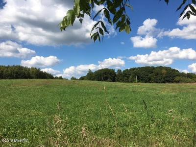Oceana County Residential Lots & Land For Sale: 8960 E Baker Road