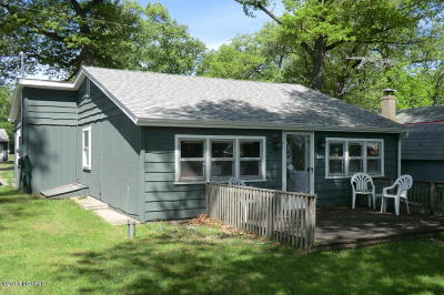 Coldwater Single Family Home Active Contingent: 831 Doves Landing