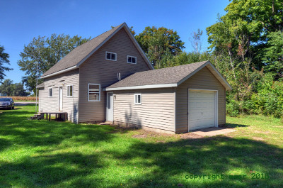 Hart MI Single Family Home Active Contingent: $84,500