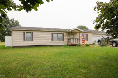 St. Joseph County Single Family Home For Sale: 235 Orchard Street