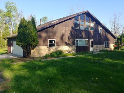 Gladwin County Single Family Home For Sale: 1100 M18