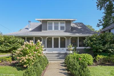 Three Oaks Single Family Home For Sale: 301 S Elm Street