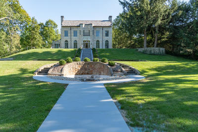 Kalamazoo Single Family Home For Sale: 1405 Long Road