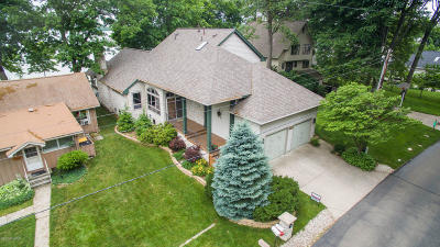 Middleville Single Family Home For Sale: 3244 Elmwood Beach Road