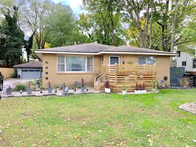 Benton Harbor Single Family Home For Sale: 342 E Napier