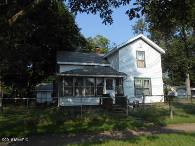 St. Joseph County Single Family Home For Sale: 701 8th Street