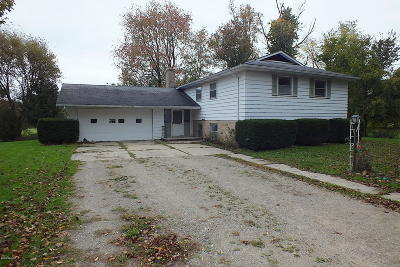 Barry County Single Family Home For Sale: 4390 W Hickory Road