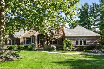 Holland Single Family Home For Sale: 49 Bay Meadows Drive