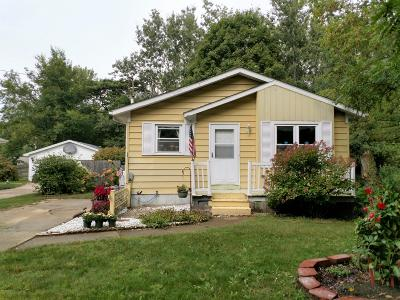 Grand Rapids Single Family Home For Sale: 3001 Tuell Street NW