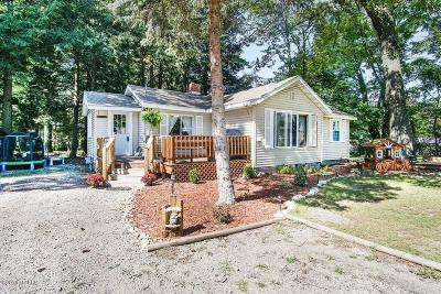 Muskegon Single Family Home For Sale: 2699 Memorial Drive