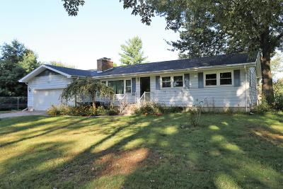 St. Joseph County Single Family Home For Sale: 65008 White Pine Drive