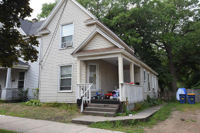 Grand Rapids Single Family Home For Sale: 847 Union Street SE