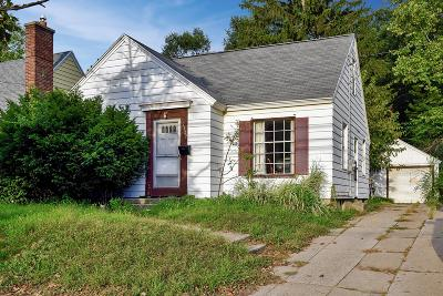 Single Family Home For Sale: 2122 Kalamazoo Avenue SE