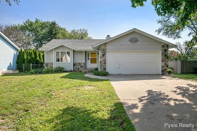 Single Family Home For Sale: 3520 Fuller Avenue NE