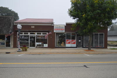 Berrien County Commercial For Sale: 131 N Main Street