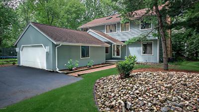 Stevensville Single Family Home For Sale: 4854 Lakewood Avenue