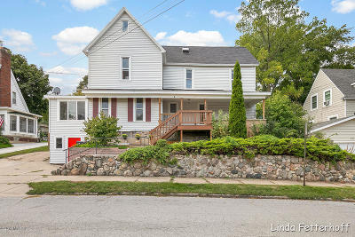 Kent County Single Family Home For Sale: 1001 Frederick Avenue NW