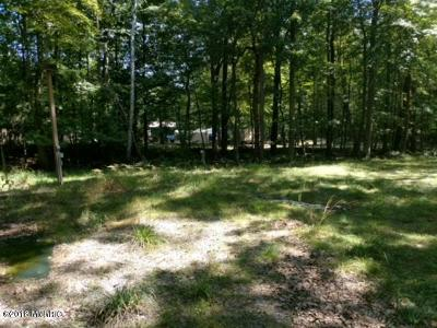 Oceana County Residential Lots & Land For Sale: 7588 W Tolliver Road