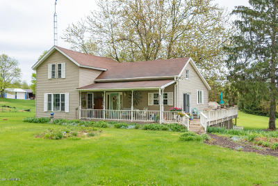 Single Family Home For Sale: 50257 50th Street