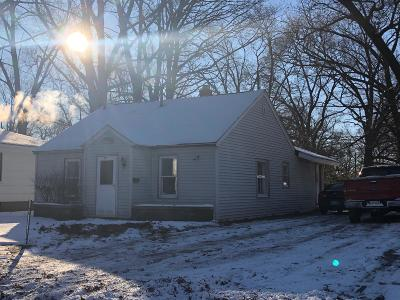 Muskegon Single Family Home For Sale: 1337 Langeland Avenue