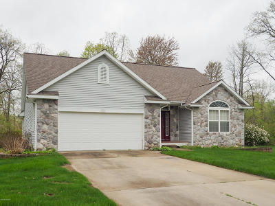 Allegan County Single Family Home For Sale: 1695 Prairiewood Court