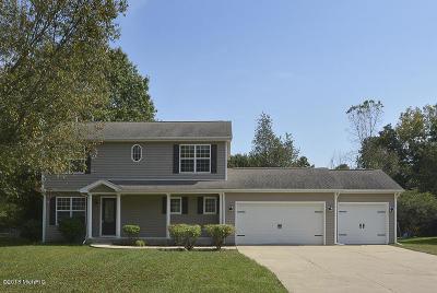 Paw Paw Single Family Home For Sale: 58635 Kristina Circle E