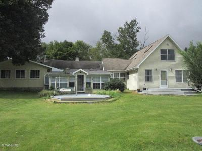 Quincy Single Family Home For Sale: 2743 Hemlock Road