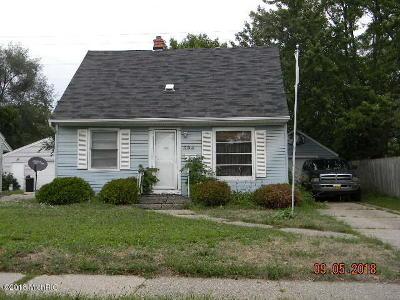 Wyoming Single Family Home For Sale: 859 Aldon Street SW