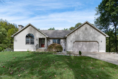 Portage Single Family Home For Sale: 10790 Andrews Street